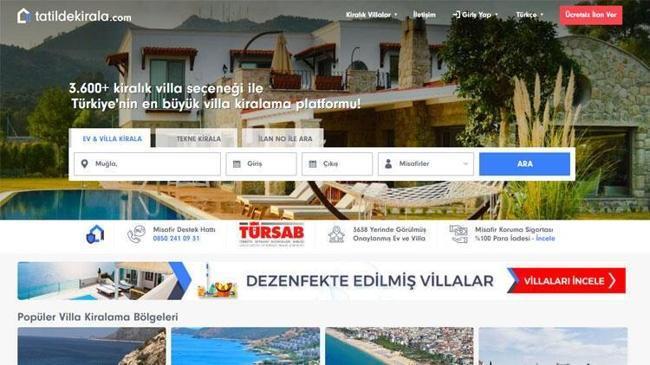 Tatildekirala.com üç ay içerisinde organik trafiğini nasıl %1.254 artırdı? | Genel Haberler