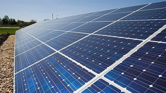 Asya'nın en büyük güneş enerjisi santrali açıldı | Ekonomi Haberleri