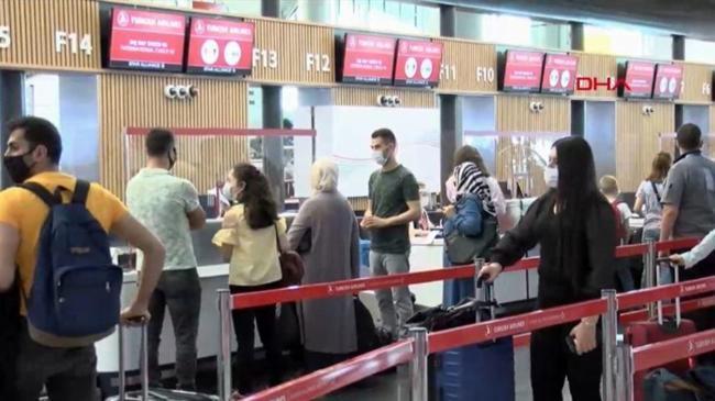 İstanbul Havalimanı'ndan yurt dışı uçuşlar başladı | Ekonomi Haberleri