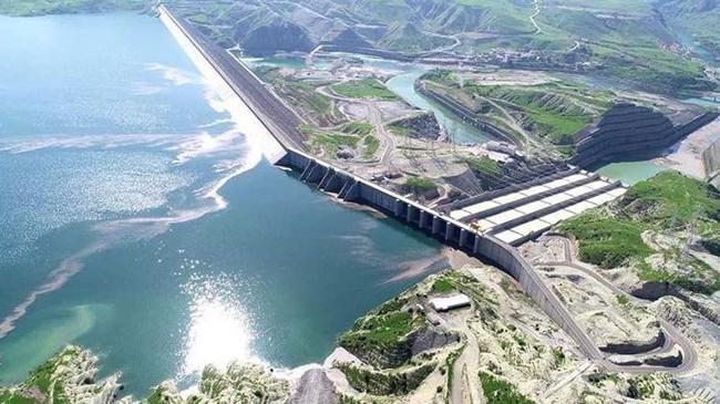 Ilısu Barajı'nda elektrik üretimi başlıyor | Ekonomi Haberleri