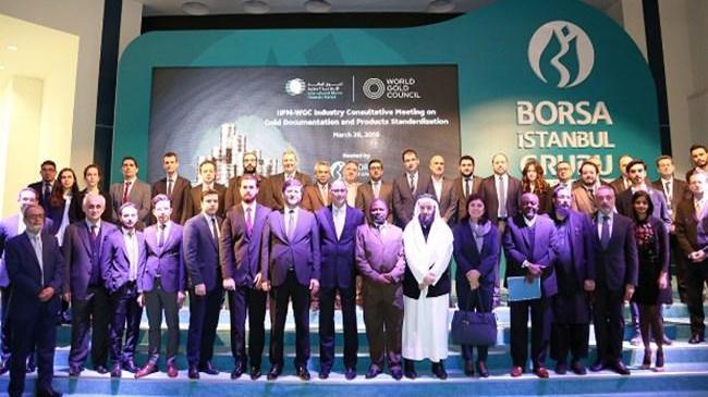 Dünya Altın Konseyi ve Uluslararası İslami Finans Pazarı iş birliğine gidiyor   Borsa İstanbul Haberleri