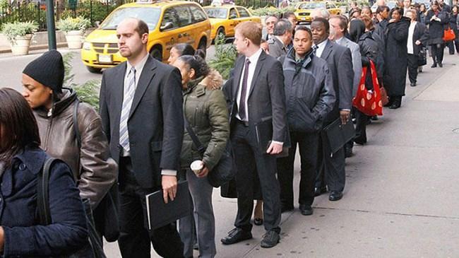 ABD'de işsizlik maaşı başvuruları beklentilere paralel | Ekonomi Haberleri