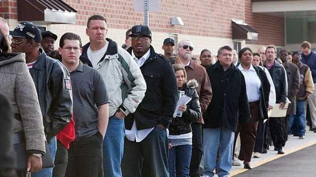 ABD'de işsizlik oranı şubatta geriledi | Ekonomi Haberleri