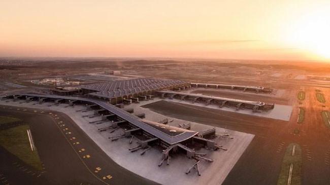 İstanbul Havalimanı Avrupa'nın zirvesine yerleşti | Ekonomi Haberleri