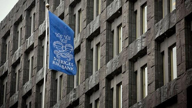İsveç Merkez Bankası faize dokunmadı   Ekonomi Haberleri