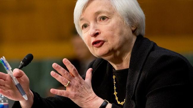 Yellen'dan kripto para uyarısı: Büyüyen bir sorun | Ekonomi Haberleri