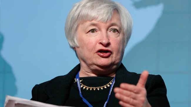 ABD'nin ilk kadın Hazine Bakanı göreve başladı | Ekonomi Haberleri