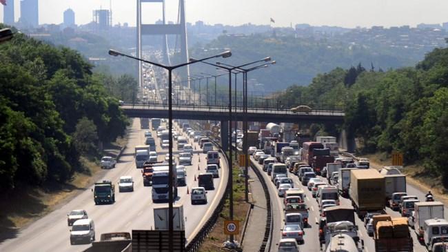 Köprü ve otoyollardan 1.4 milyar lira gelir sağlandı | Ekonomi Haberleri