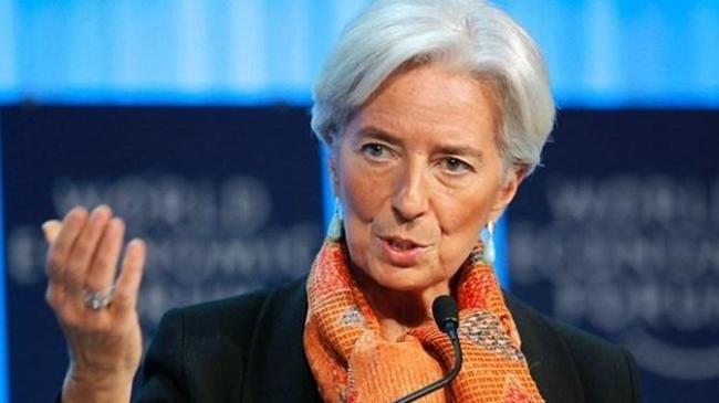 ECB Başkanı Lagarde: Tünelin ucunda ışık göründü ancak... | Ekonomi Haberleri