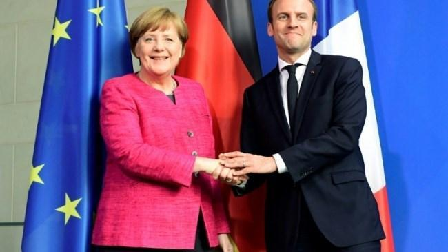 Merkel ve Macron kritik konuda anlaştı | Ekonomi Haberleri