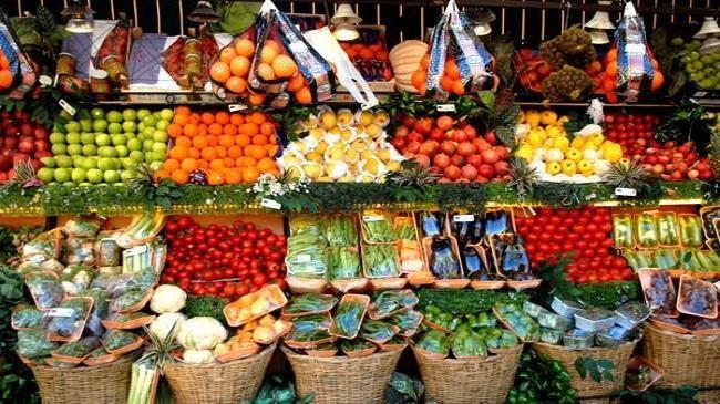 Antalya halleri sebze ve meyve endeksi açıklandı | Sektör Haberleri