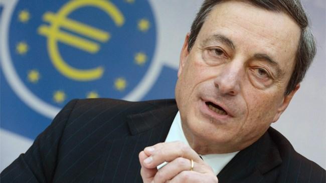Draghi: Ekonomik şartlar normal olmaktan çok uzak | Ekonomi Haberleri