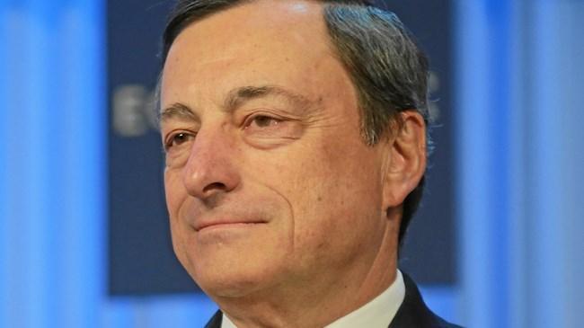 Son toplantısı! Avrupa Merkez Bankası Draghi'ye veda ediyor | Ekonomi Haberleri