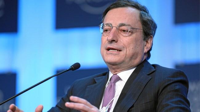 Draghi'den 'büyüme' açıklaması | Ekonomi Haberleri