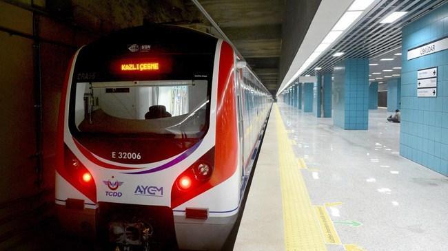 Marmaray'da yolcu sayısı yüzde 7.5 arttı   Ekonomi Haberleri