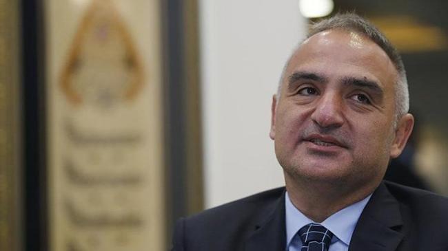 Bakan Ersoy: Turizm sezonluk değil yıllık yapılmalı | Ekonomi Haberleri