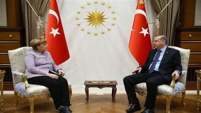 Merkel ve Erdoğan'dan kritik açıklamalar | Politika Haberleri