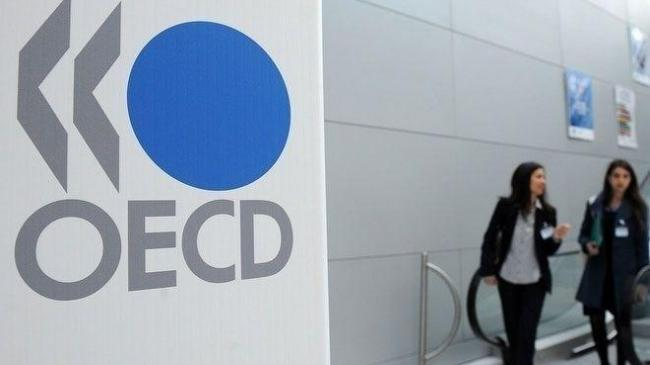 OECD bölgesi yüzde 9.8 daraldı | Ekonomi Haberleri