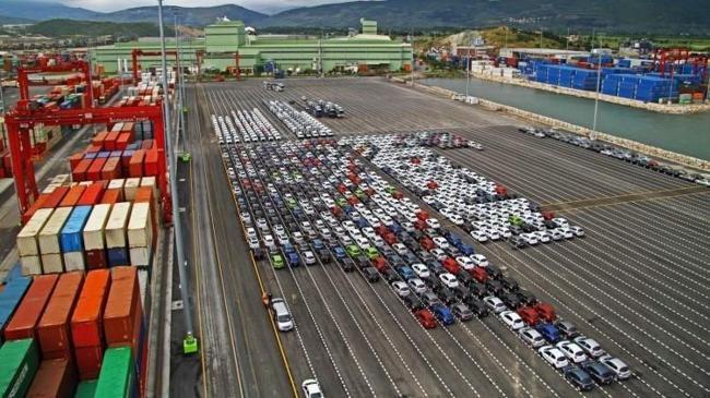 En fazla ihracat otomotiv endüstrisinden | Ekonomi Haberleri