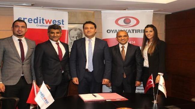 Creditwest ile Oyak Yatırım'dan iş birliği | Ekonomi Haberleri