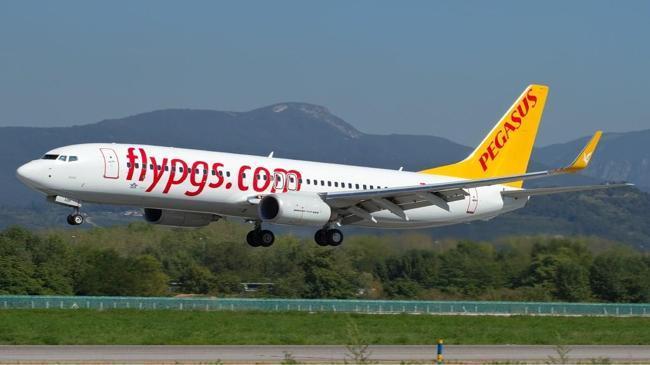 Pegasus'un yolcu sayısı yüzde 40 yükseldi | Ekonomi Haberleri