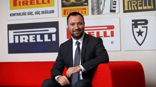 Pirelli Türkiye'de CFO pozisyonuna Muratcan Akyıl atandı | Ekonomi Haberleri