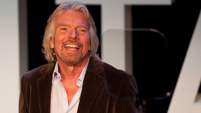 Richard Branson'dan genç girişimcilere etkili tavsiyeler | Girişim Haberleri