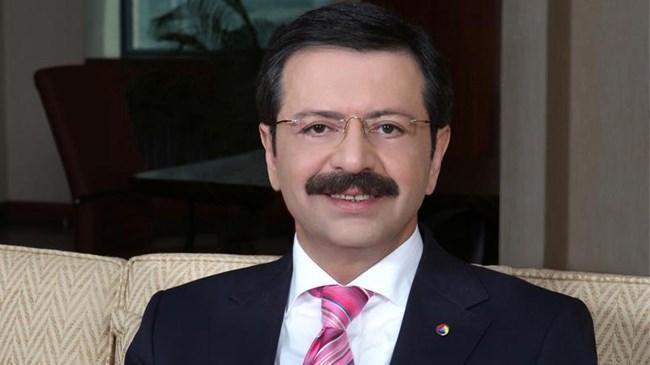 Hisarcıklıoğlu: Enflasyonla mücadeleye desteklerimiz sürecek | Ekonomi Haberleri