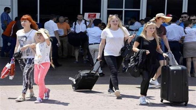 Gelen turist sayısı 28.7 arttı | Ekonomi Haberleri