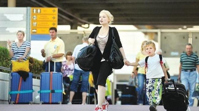 Türkiye Rus turistlerin bir numaralı tatil yeri oldu | Ekonomi Haberleri