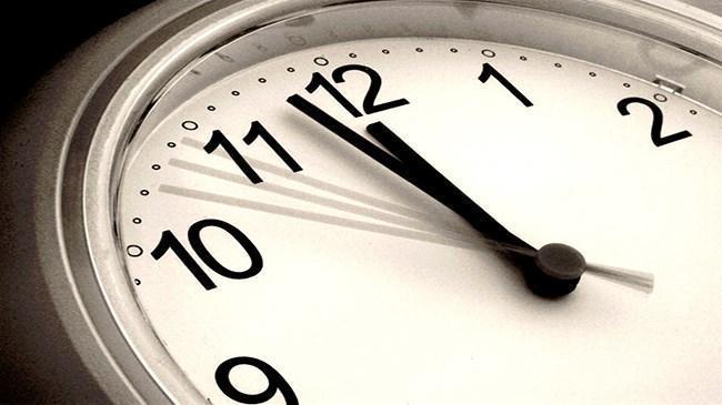 Yaz saati uygulaması sürekli oldu | Genel Haberler