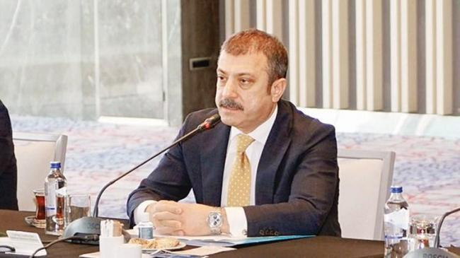 Merkez Bankası Başkanı Kavcıoğlu'dan faiz mesajı   Ekonomi Haberleri