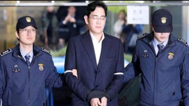 Samsung'un veliahtına 12 yıl hapis talebi | Genel Haberler