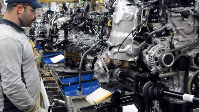 Almanya'da imalat PMI 10 yılın dibini gördü | Ekonomi Haberleri