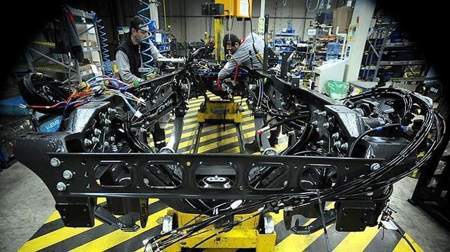 Makine ihracatı 13 milyar doları geçti | Ekonomi Haberleri