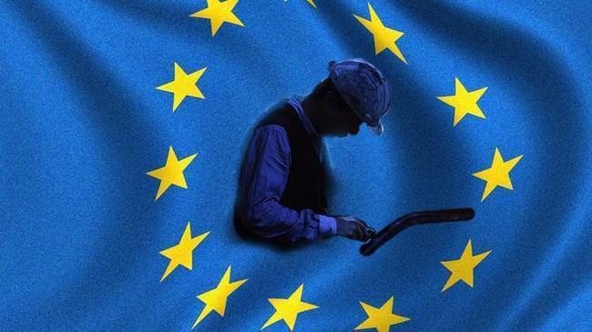 Avrupa Birliği'nde sanayi üretimi arttı | Ekonomi Haberleri