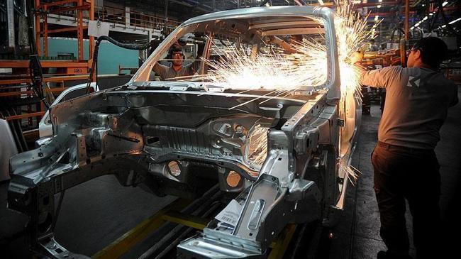 Dünya taşıt üretimi geriledi | Ekonomi Haberleri