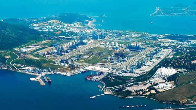 Enerjide yıla damgasını vuran yatırım: STAR Rafineri | Ekonomi Haberleri