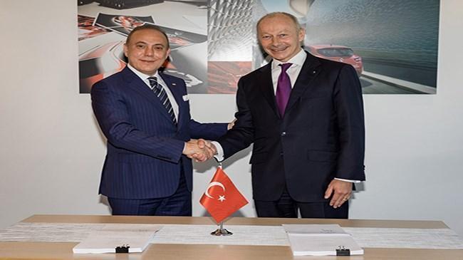 OYAK ve Renault Grubu Türkiye'deki ortaklıklarını yeniledi | Ekonomi Haberleri