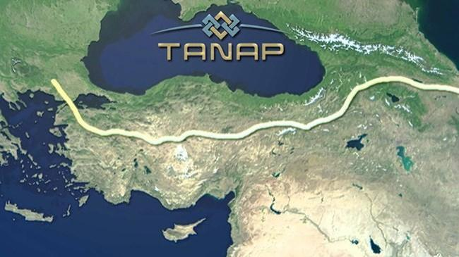 TANAP'ın ilk etabında sona yaklaşıldı | Ekonomi Haberleri