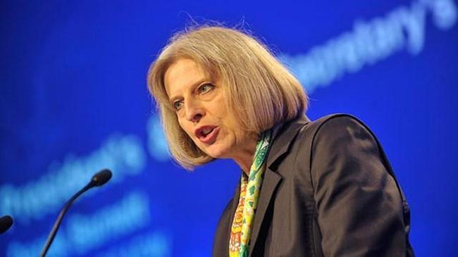 May: Dostlarımızla birlikte İngiltere'yi yöneteceğiz | Ekonomi Haberleri