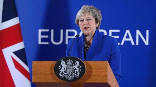 Başbakan May'den 'Brexit oylaması' öncesi uyarı | Ekonomi Haberleri