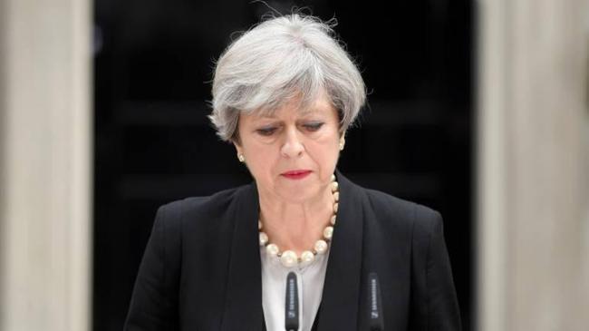 İngiltere Başbakanı May'den 'İstifaya hazırım' mesajı   Ekonomi Haberleri