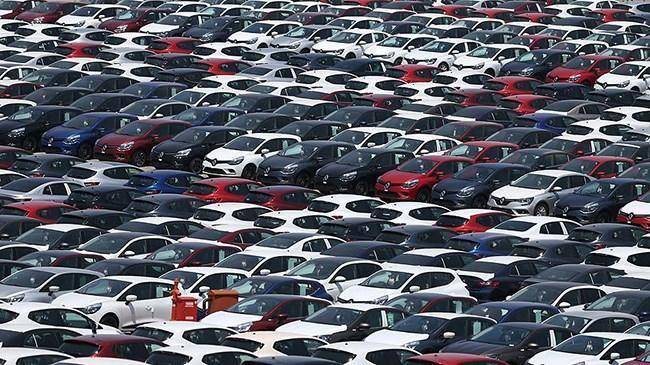 Otomobil pazarı yüzde 53 daraldı   Ekonomi Haberleri