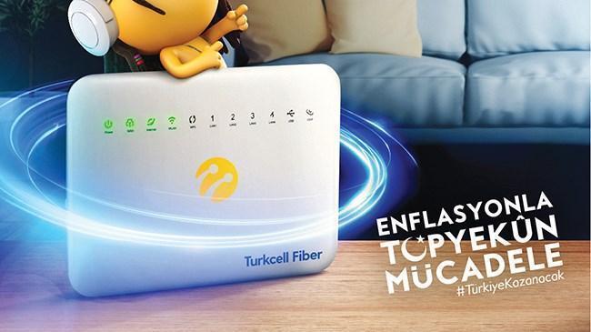 Milli ve yerli uygulamalara Turkcell Fiber desteği | Ekonomi Haberleri