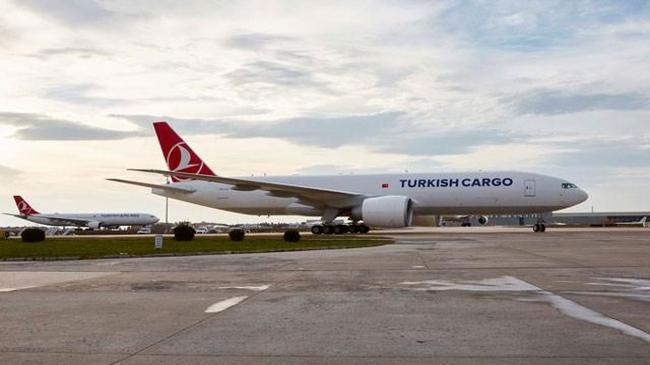 Turkish Cargo 'Yılın Hava Kargo Taşıyıcısı' seçildi   Ekonomi Haberleri