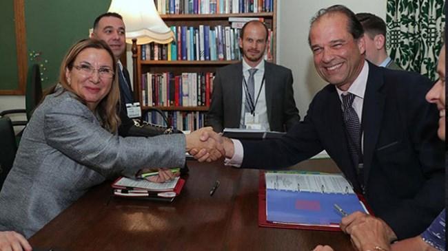 Türkiye-İngiltere JETCO Mutabakat Zaptı imzalandı | Ekonomi Haberleri