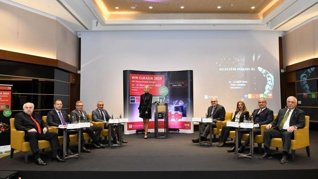 Uluslararası ticarete yön veren birlikler Türk makinelerini anlattı | Ekonomi Haberleri