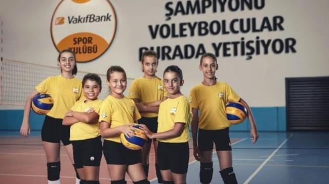 VakıfBank'tan üç yeni voleybol okulu | Genel Haberler