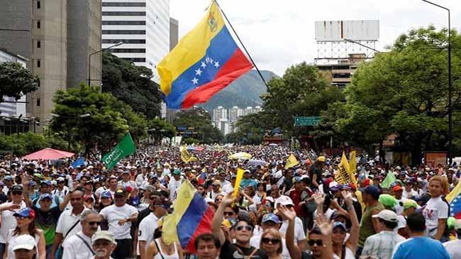 Venezuela'da enflasyon yüzde 1 milyonu bulacak | Ekonomi Haberleri